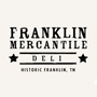 Franklin Mercantile Deli