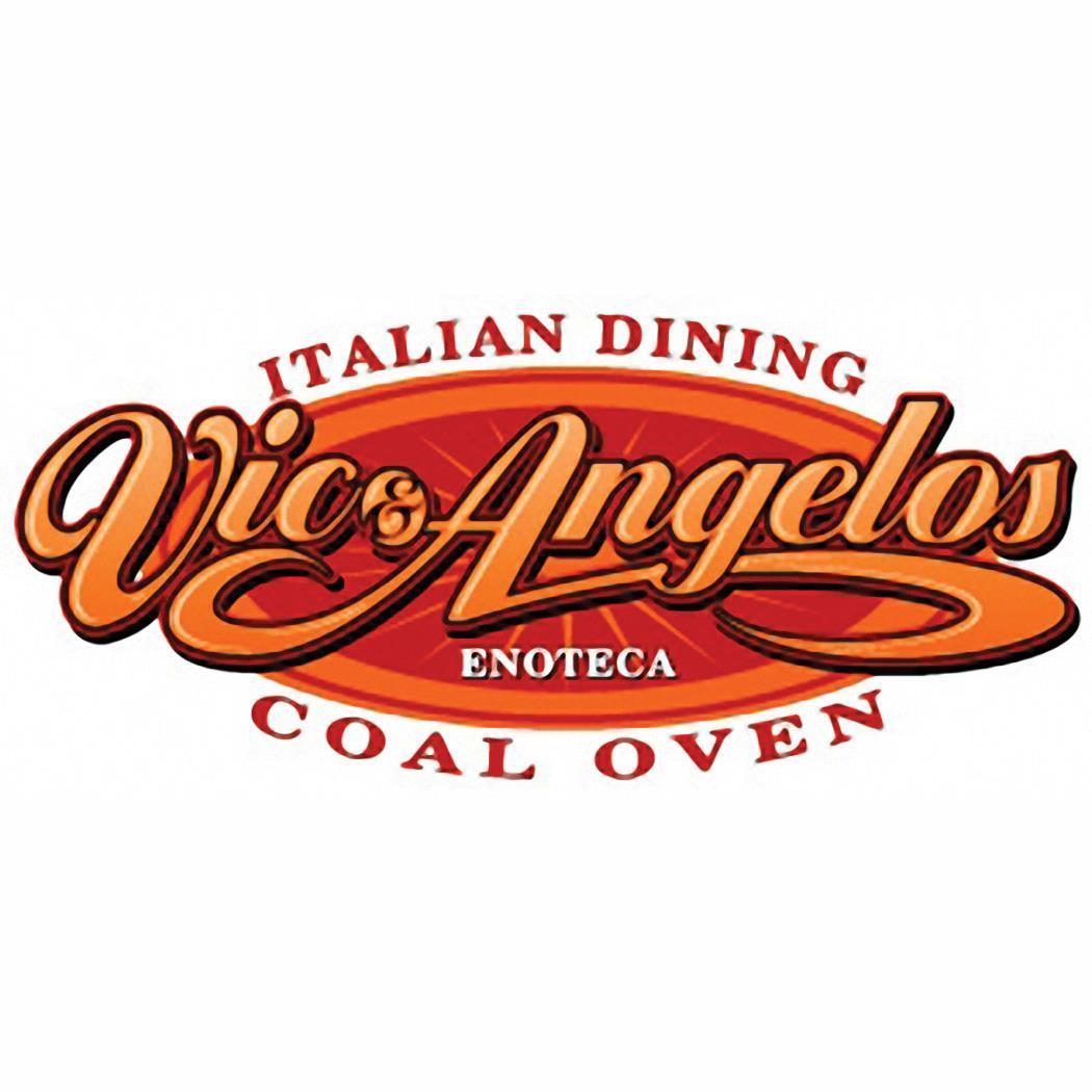 Vic Angelos Menu