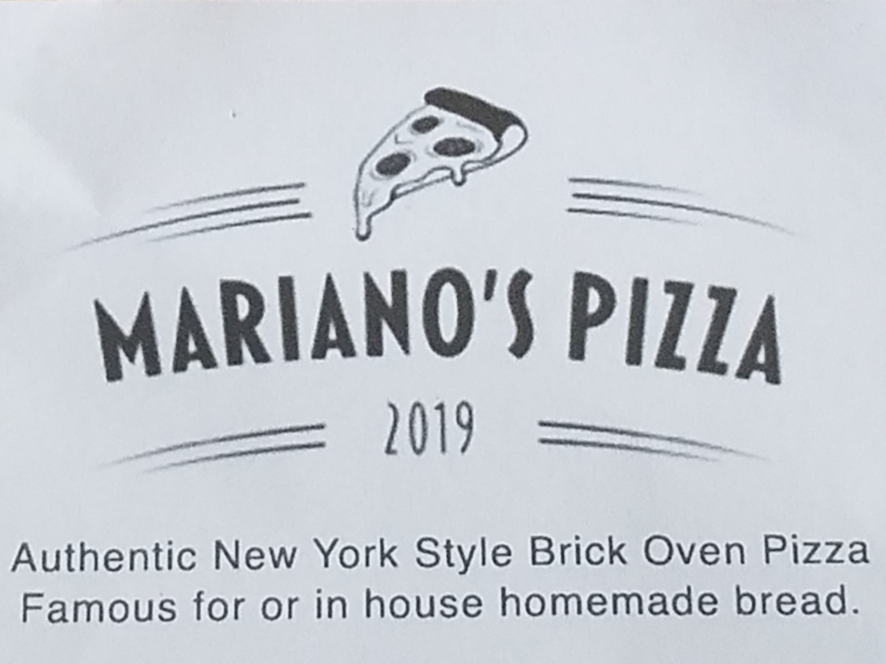 Mariano 39 s pizza menu palm beach gardens fl food - Delivery dudes palm beach gardens ...