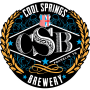 Cool Springs Brewery Growlers