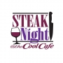 Steak Night at the Cool Cafe