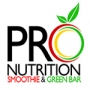 Pro Nutrition Smoothie  Green Bar