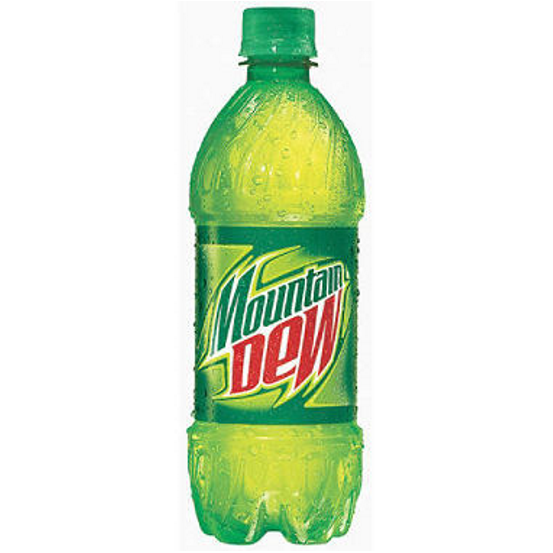 Mountain Dew (20 oz Bottle)