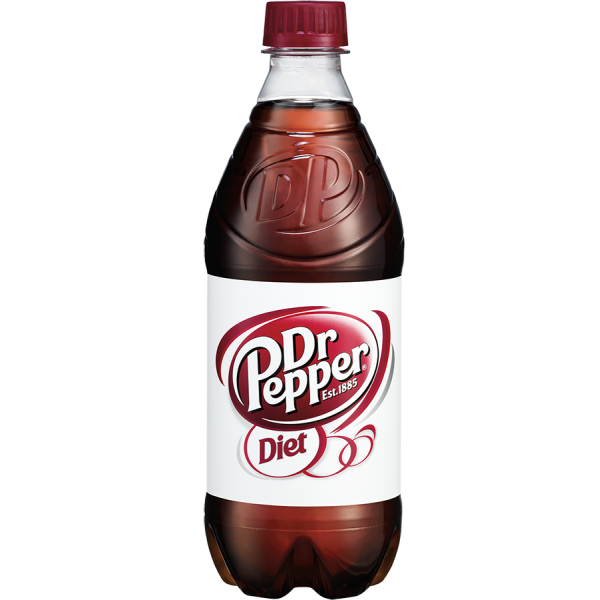 Diet Dr. Pepper (Bottle)