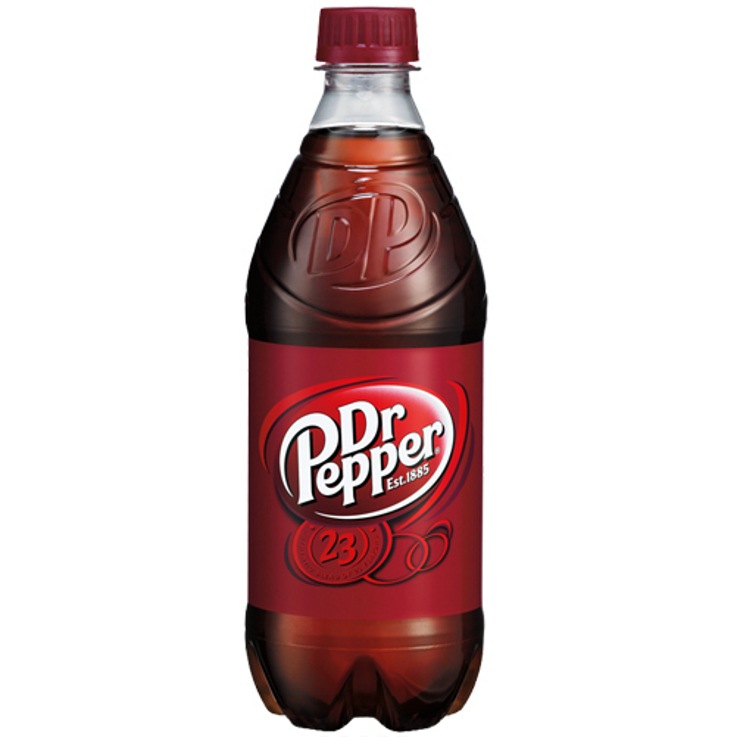 Dr. Pepper (20oz. bottle)