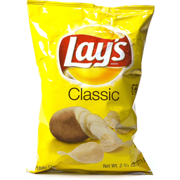 Lays Classic Potato Chips