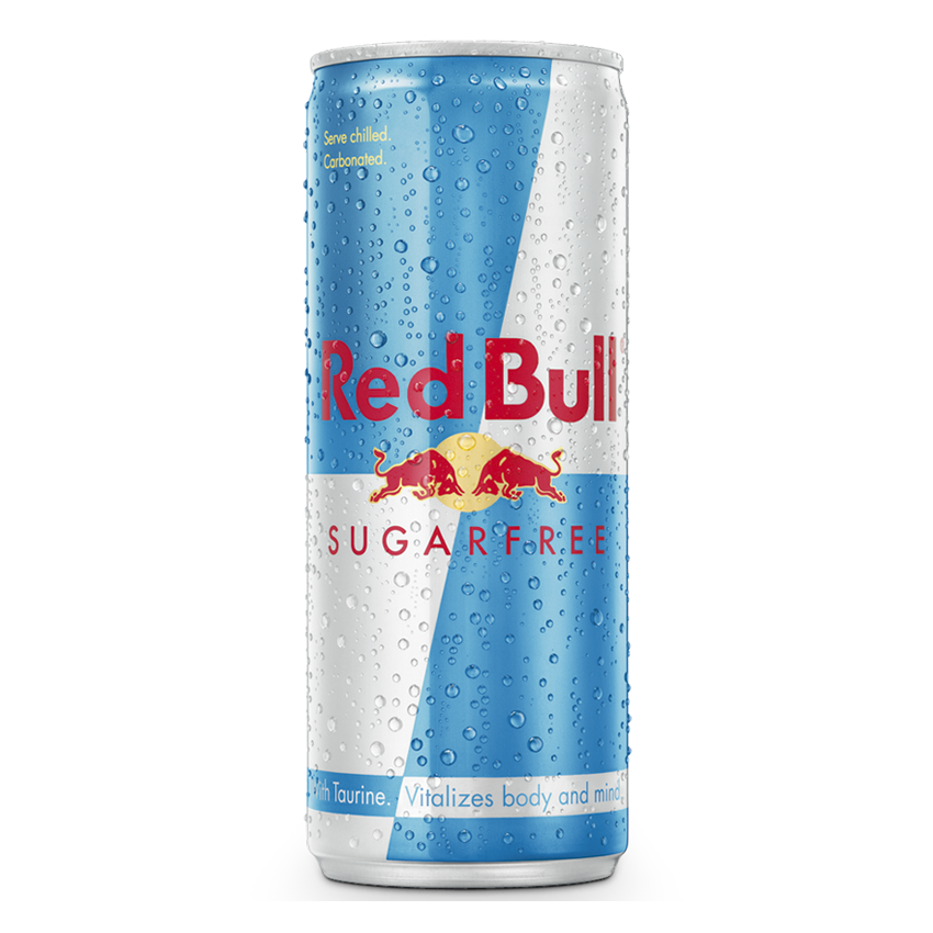 Sugar Free Red Bull (8.5oz can)