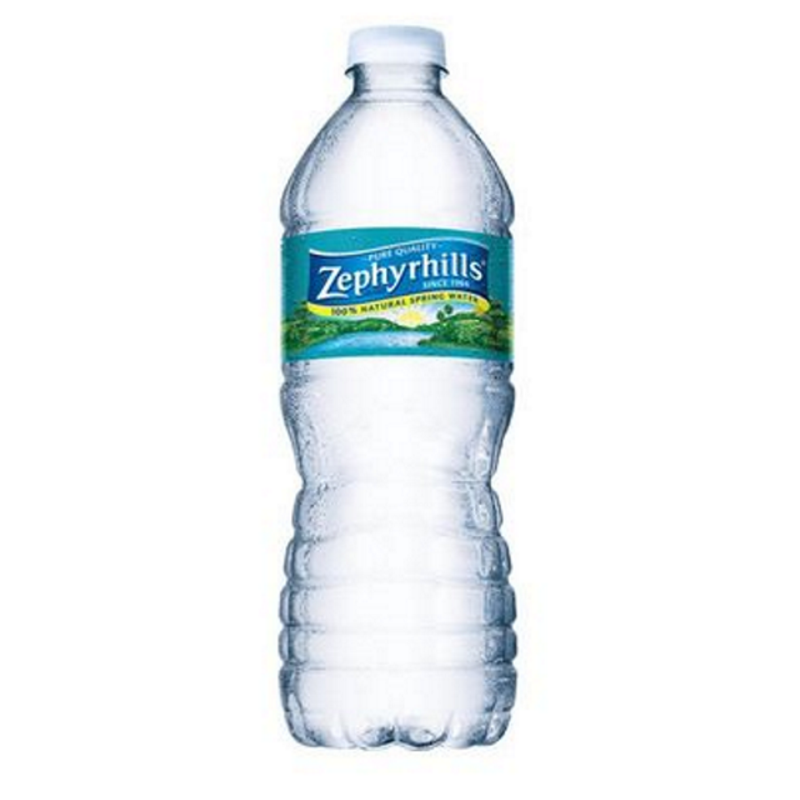 Zephyrhills Water (17oz. Bottle)